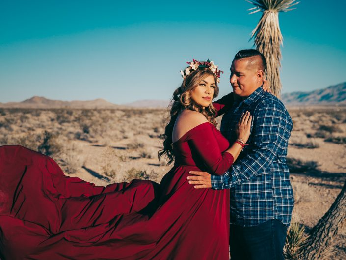Elaine and Arnold's Engagement photos at Flip Flop Ranch