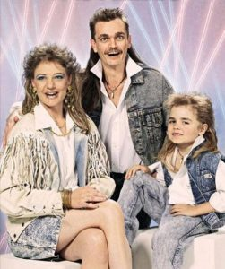 awkward family photo 80s