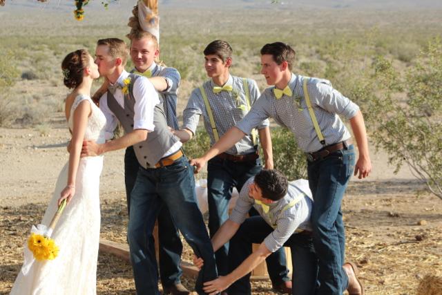 Wilkey Wedding